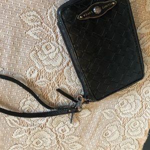Elliot Lucca wristlet wallet